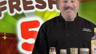 """In this week's episode of Fresh Five, Chef John, of Hungry Nation's Food Wishes fame, shares with us his top five favorite secret ingredients. If you've ever found yourself praying to the culinary gods for that one mystery ingredient to tie your dish together, well consider your wish granted. Will these ingredients work for you too? Well, let's just say Chef John touts one of his top five ingredients as the """"bacon of spices."""" See more at http://www.youtube.com/foodwishesHungry for more?:Hungry Blog: http://hungrynation.tumblr.com/Hungry Twitter: http://twitter.com/hungrynationHungry Facebook: http://www.facebook.com/HungryNation"""