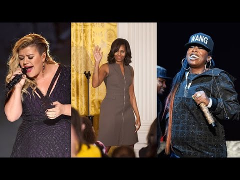 Kelly Clarkson, Missy Elliott and More Collaborate for Michelle Obama's 'This Is For My Girls'
