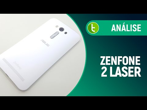 Análise Zenfone 2 Laser  Review do TudoCelular