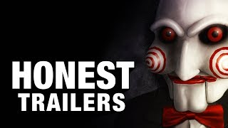 Saw - Honest Trailers