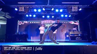 Poppin J, Creesto, Louis – GET UP AND GET DOWN 2019 Popping Judge Solo