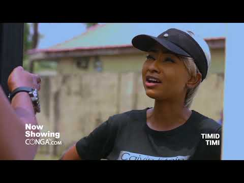Frederick Leonard vs Belinda Effah | Timid Timi - Latest Nollywood Movies