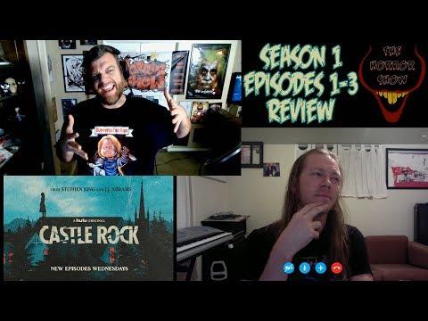 """""""Castle Rock"""" 2018 Season 1 Episodes 1, 2 & 3 Review - The Horror Show"""