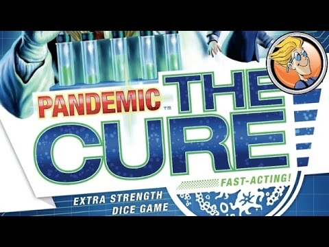 Pandemic: The Cure overview — Spiel 2014