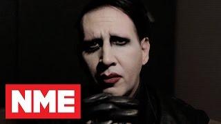 Marilyn Manson Clarifies Involvement In Controversial 'Lana Del Rey Rape' Video
