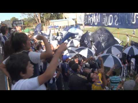 Video - Quiero ver a los maTadores de fiesTa Gimnasia (ER) 0 - 2 Talleres - La Fiel - Talleres - Argentina