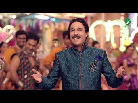 عبد الله الرويشد يغني على الطريقة الهندية