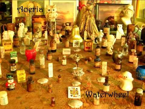 Aoeria Waterwheel CD&DVD Trailer Rock Music