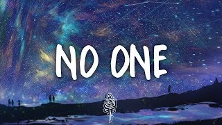 Jess Glynne - No One (Lyrics)