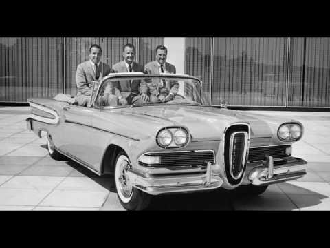 History of the Ford Edsel