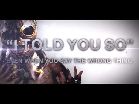 Voices -  A Hollow Allegiance (Official Lyric Video)