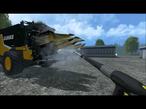 Claas Lexion 770 v1.0 American Version
