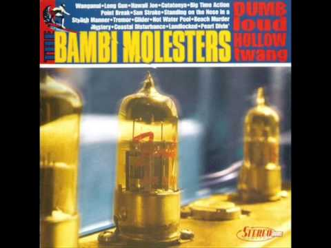 The Bambi Molesters - Dumb Loud Hollow Twang [Full Album]