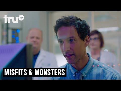 Bobcat Goldthwait's Misfits & Monsters - Supercomputers Unite to Destroy Mankind | truTV