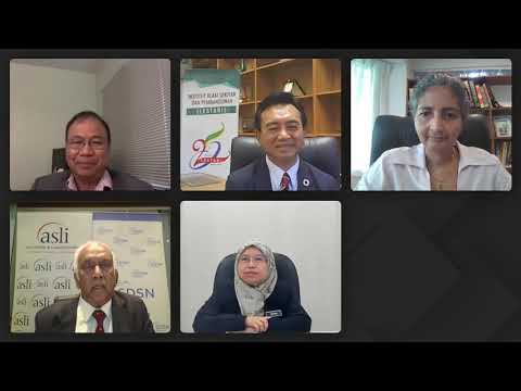 Malaysia SDG Webinar: Malaysia's Sustainable Development: The Decade for Action