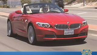 BMW Z4 Roadster Video Review - Kelley Blue Book