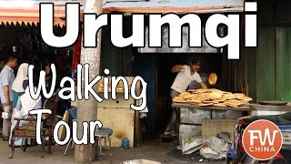 Urumqi China  city images : Urumqi Walking Tour | Uyghur Culture in Xinjiang's Capital