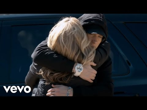 Eminem - Headlights (Explicit) ft. Nate Ruess (видео)