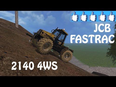 JCB FASTRAC 2140 WASCHBAR v1.0