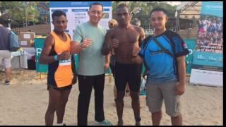 Video TNI AU Paskhas Yonko 467 Juara 1 Triatlon di Singapore 2/3 2017 MP3, 3GP, MP4, WEBM, AVI, FLV Oktober 2018