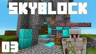 Minecraft Skyblock - Ep. 3: MEGA OP! (ChaosCraft 1.15.2)