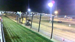 Sweet Springs (MO) United States  City new picture : adam skinner feature race @ sweet springs mo on 7-6-13