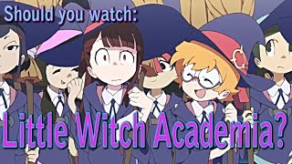 Nonton Should You Watch  Little Witch Academia  Film Subtitle Indonesia Streaming Movie Download