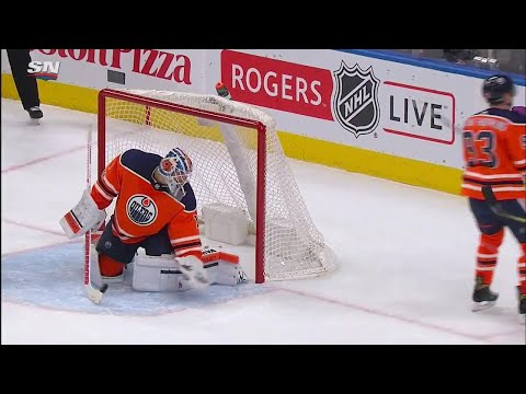 Video: Oilers down 4-0 after Josi finishes off nice Predators passing