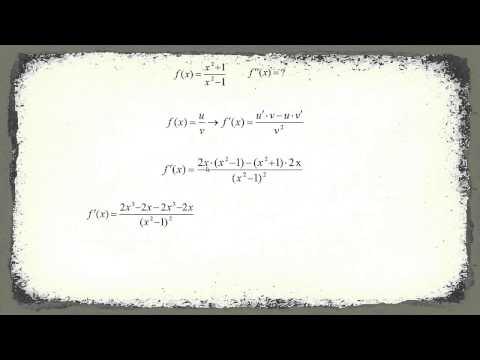 Derivada Segunda con Simplificación (I)