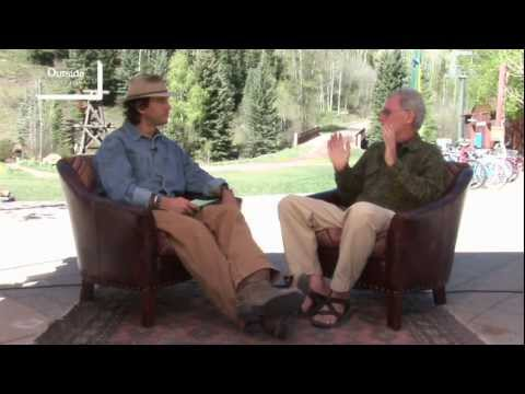 Conservationist Mike Fay Interview at Mountainfilm (видео)
