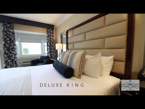 Deluxe King Room at the Southernmost Hotel