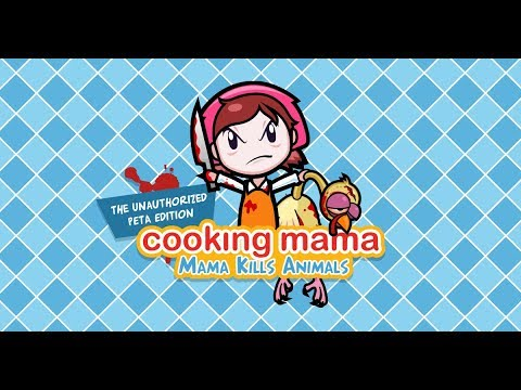 Cooking Mama Mama Kills Animals|Happy Thanksgiving!!!
