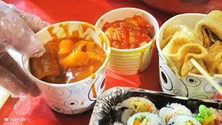 KOREAN STREET FOOD in MANILA, Philippines | BEST STREETFOOD in Makati and BINGSU in Taguig