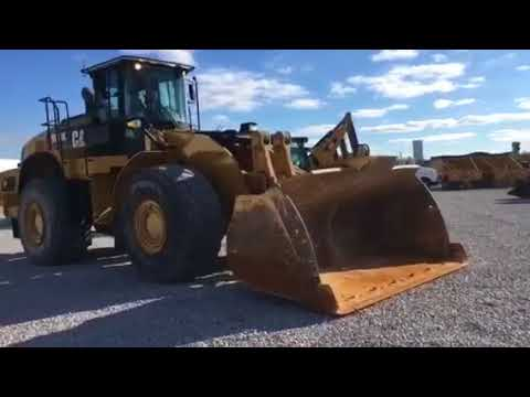 CATERPILLAR WHEEL LOADERS/INTEGRATED TOOLCARRIERS 980K equipment video 7bJgD2a5iZk