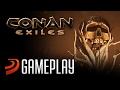 Conan Exiles: Sobrevivir Es Un Infierno Gameplay Impres