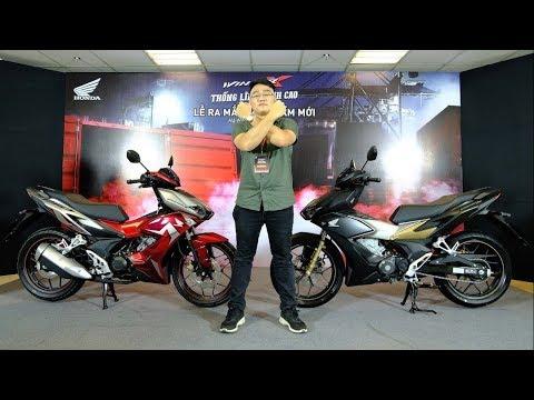 Đánh giá nhanh Honda Winner X giá từ 46 triệu, có phanh ABS, mang hơi thở PKL - Thời lượng: 10 phút.