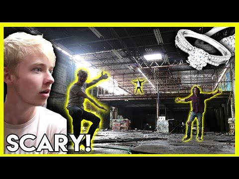 EXPLORING AN ABANDONED JEWELRY FACTORY