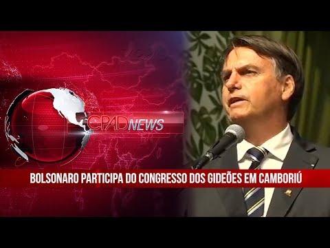 Boletim Semanal de Notícias CPAD News 126