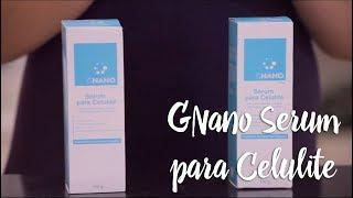 GNano Serum para Celulite