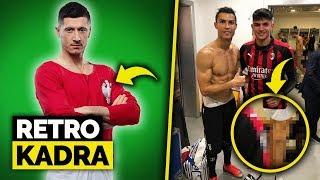 Video Kadra w strojach RETRO i wpadka w tle na zdjęciu Ronaldo! MP3, 3GP, MP4, WEBM, AVI, FLV November 2018