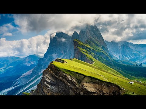 A Relaxing Journey Through the Alps and Dolomites