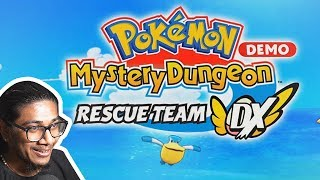 MYSTERY DUNGEON'S BACK!! | Pokémon Mystery Dungeon DX by Tyranitar Tube