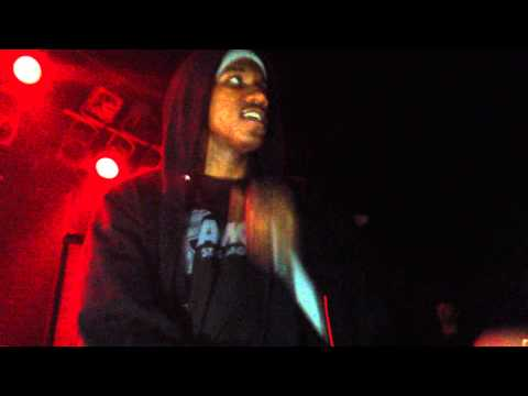 Hopsin (The Fiends Are Knocking) Knock Madness Tour @ Pearl Street Night Club 2/25/14 - Part 2