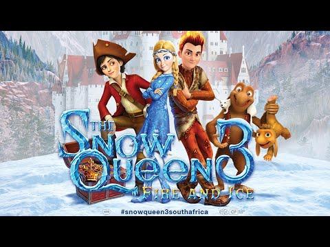 'The Snow Queen 3: Fire and Ice' Official Trailer HD