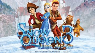 Nonton 'The Snow Queen 3: Fire and Ice' Official Trailer HD Film Subtitle Indonesia Streaming Movie Download