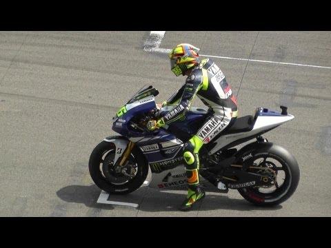 Historical Race MotoGP Valentino Rossi 46!!! Assen (видео)