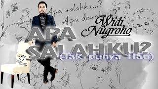 Video WIDI NUGROHO - APA SALAHKU ( TAK PUNYA HATI ) - OFFICIAL LYRICS' VIDEO MP3, 3GP, MP4, WEBM, AVI, FLV November 2018