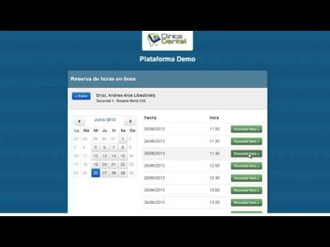 Dentalink software dental – toma de citas en línea