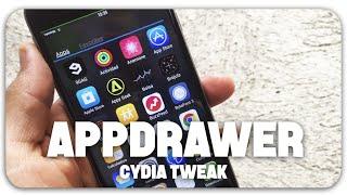 AppDrawer • Apps al estilo