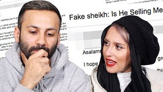Nonton Fake Sheikh Wants To Meet In A Hotel  Film Subtitle Indonesia Streaming Movie Download